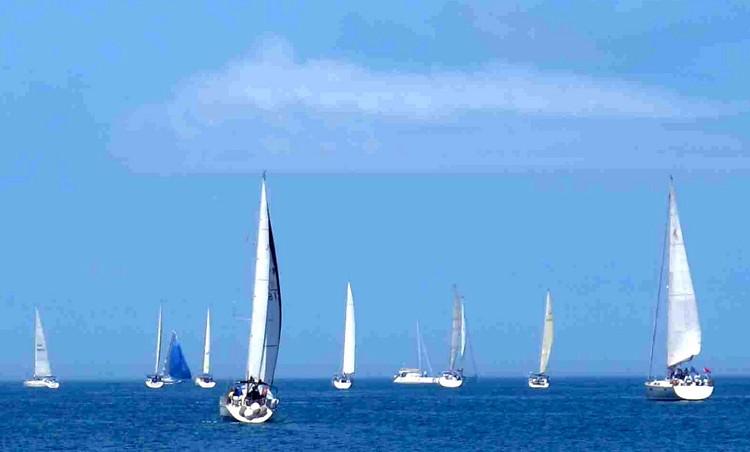 帆船 Sailing