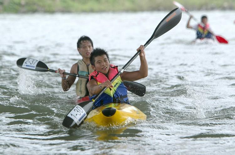 輕艇 Canoe
