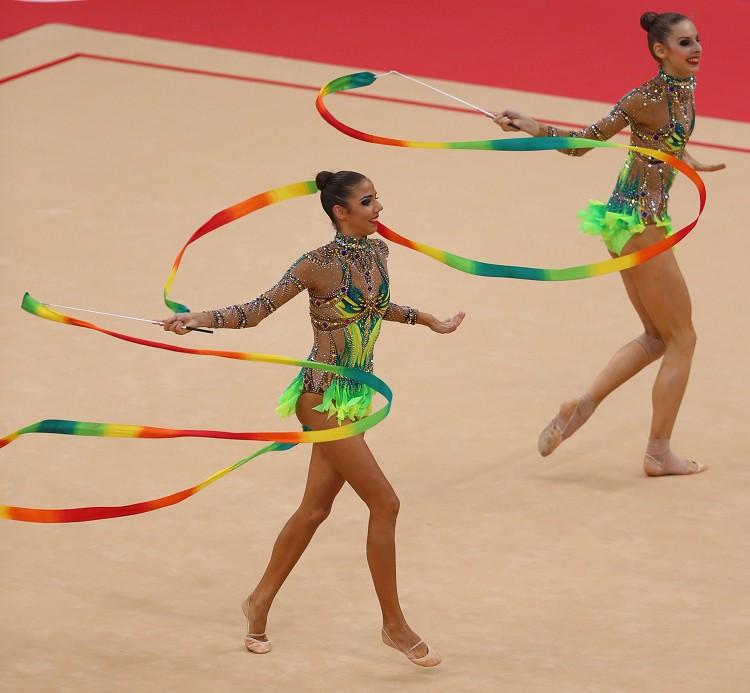 韻律體操 Rhythmic Gymnastics