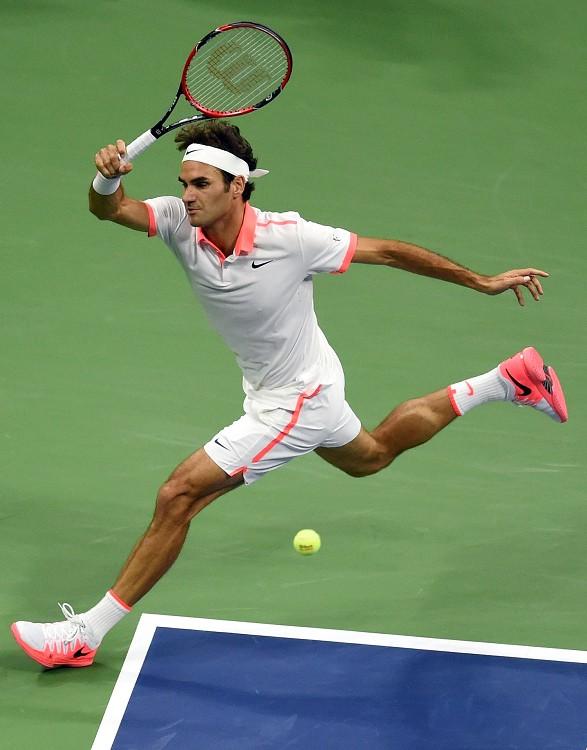 瑞士網球天王費德瑞