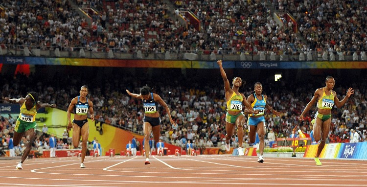 牙買加短跑女將佛瑞塞-普萊斯