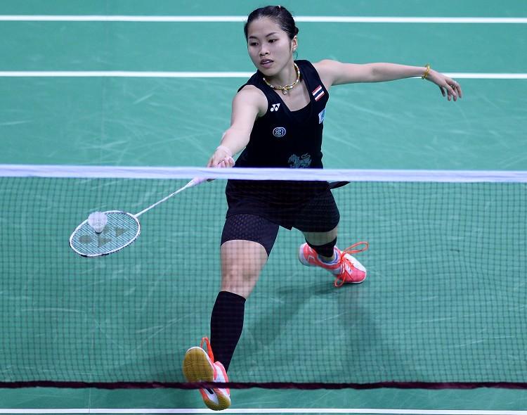 泰國羽球天才少女拉差諾