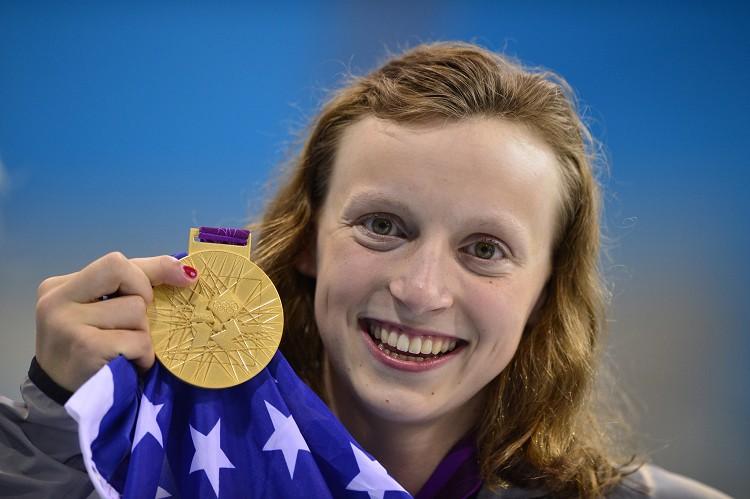 美國女子泳壇新星雷德基