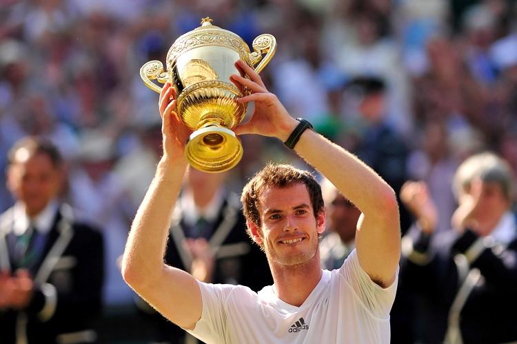 英國網球名將莫瑞
