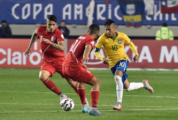 巴西足球救世主內馬爾
