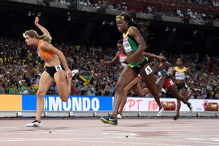 荷蘭短跑女飛人希柏斯