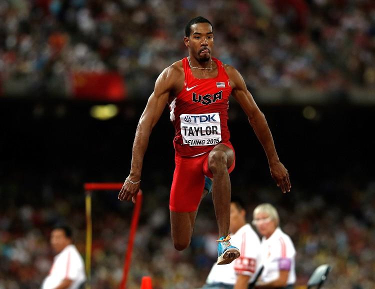 美國三級跳遠好手泰勒