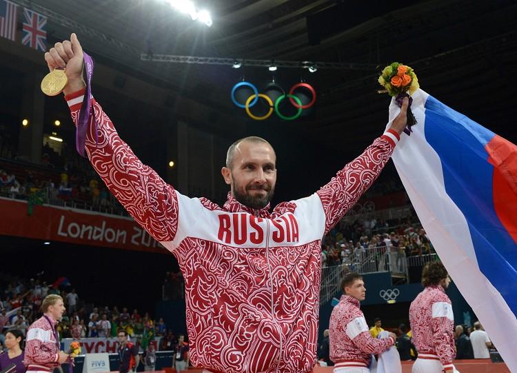 俄羅斯排球傳奇泰特尤金