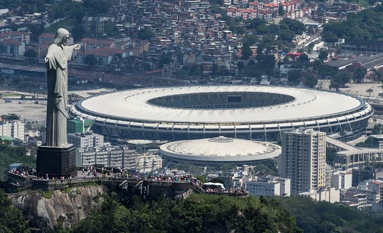 馬拉卡納足球場(Maracana)