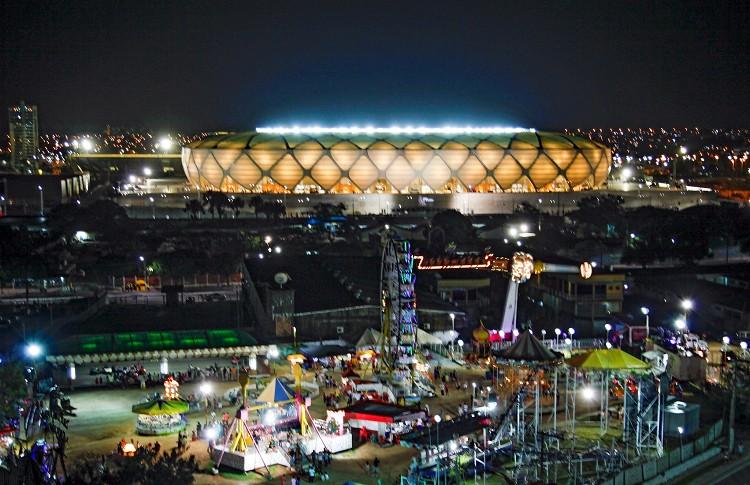 亞馬遜球場(Amazonia Arena)