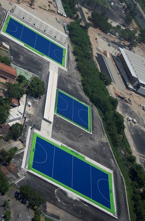奧林匹克曲棍球中心(Olympic Hockey Centre)