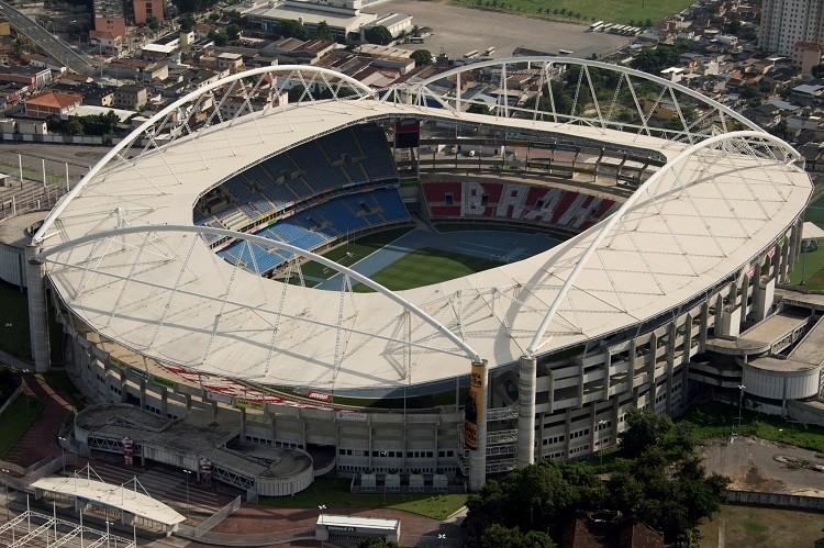 奧林匹克體育場(Olympic Stadium)