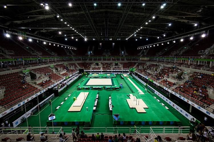 里約奧林匹克運動場(Rio Olympic Arena)