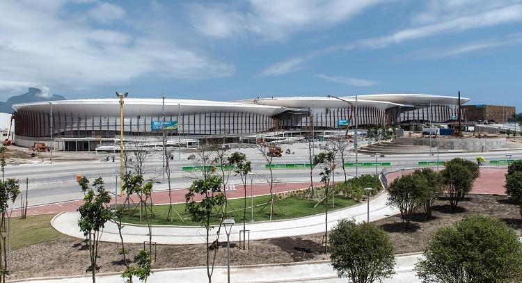 卡里奧卡體育館(Carioca Arena)
