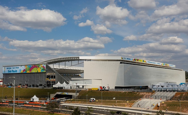 歌林多球場(Corinthians Arena)