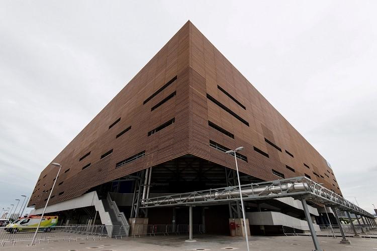 未來體育館(Future Arena)