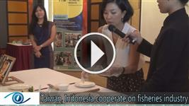 Taiwan, Indonesia cooperate on fisheries industry