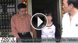 Vietnamese minors trafficked to Taiwan