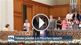 Taiwanese selected to give speech at Moscow Conservatory