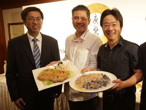 Tang Prize banquet to flaunt creative Taiwan gourmet