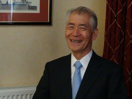 Tang Prize winner Tasuku Honjo set to visit Taiwan