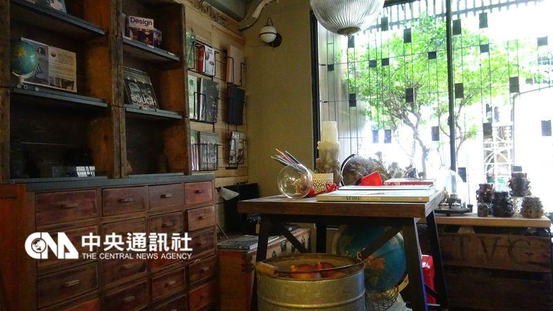 Old houses in Tainan become new attractions