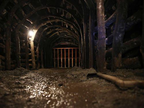 Venture into closed coal mines in Taipei