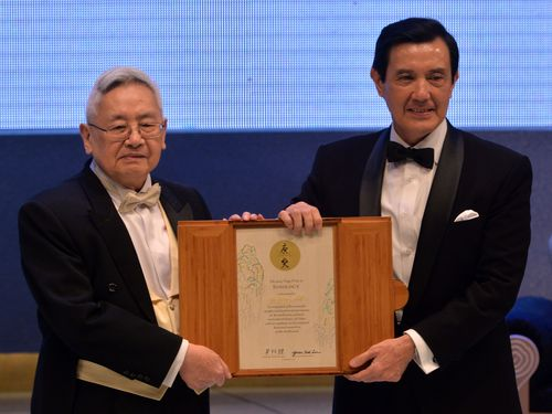 Tang sinology laureate hopes prize will attract young talent