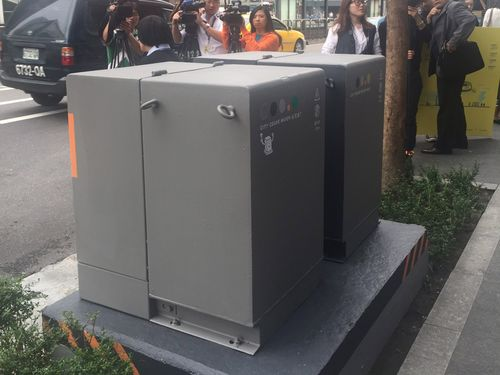 Power transformer facelift part of Taipei's transformation