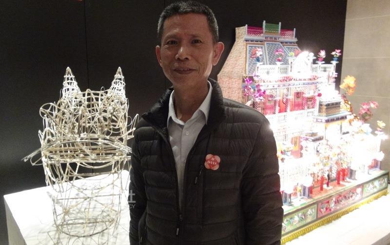 Hsin Hsin's owner, Chang Hsu-pei.