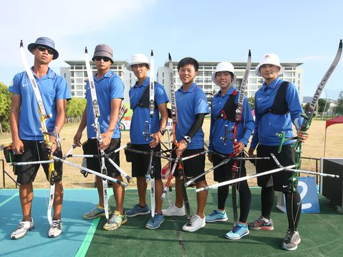 Archers set sights on Rio Olympics