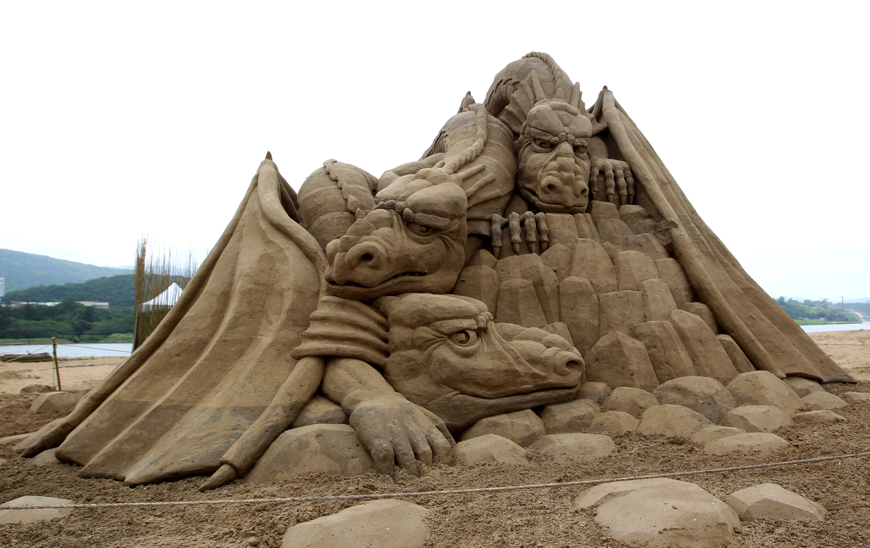 2017 Fulong sand sculpture festival
