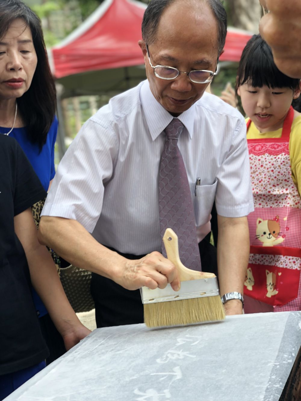 Introducing Chinese calligraphy inscription tablets