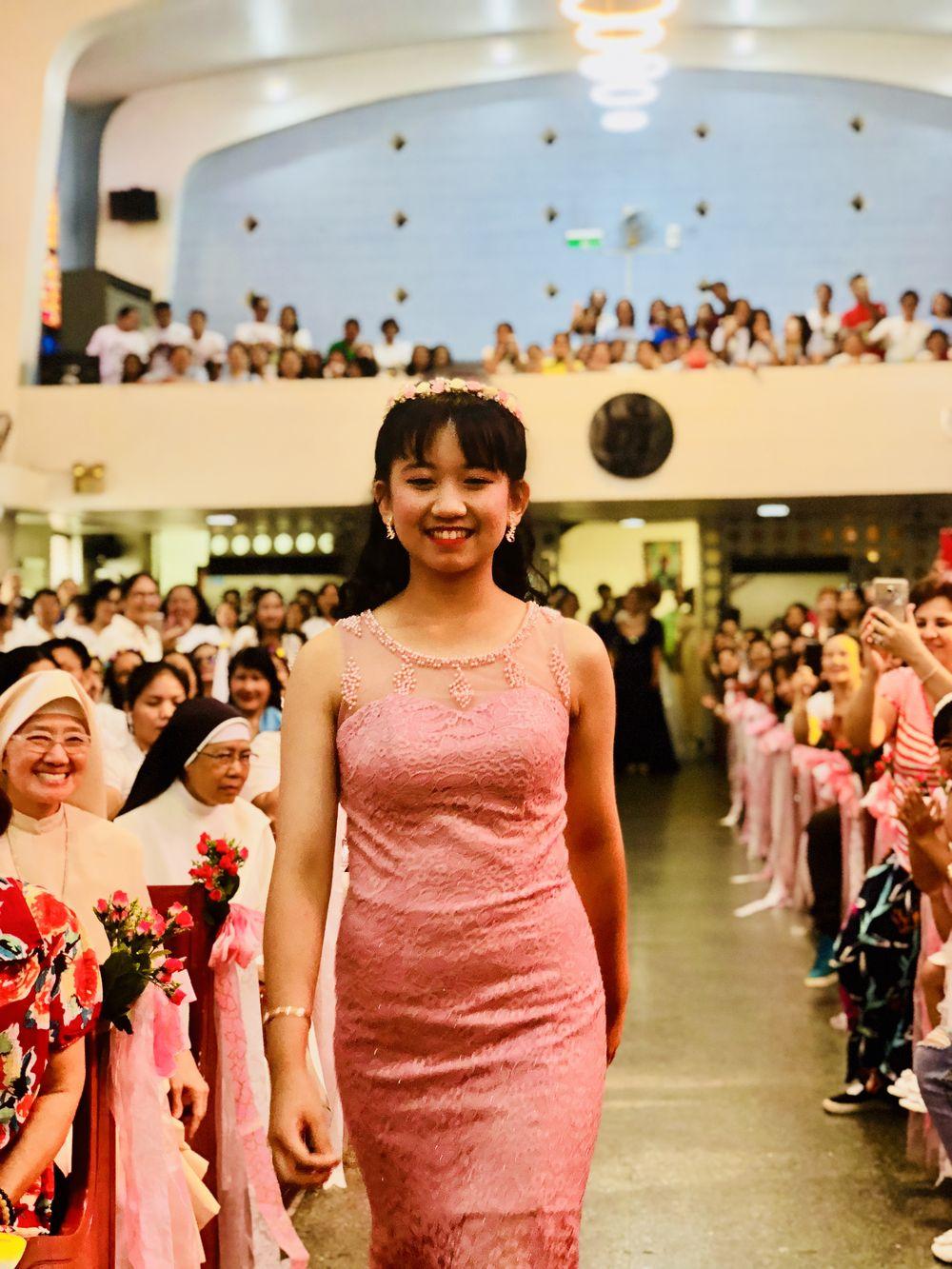 Santacruzan Festival in Taipei