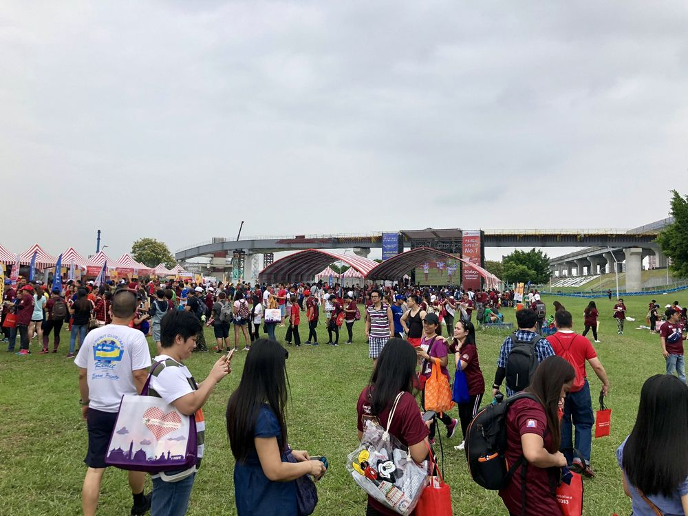 120th Philippine independence celebration in Taiwan