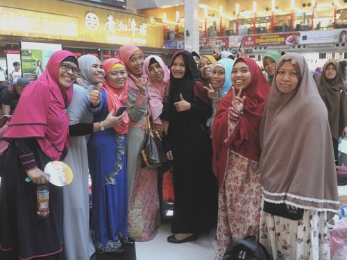 Muslims in Taipei celebrate Eid al-Fitr