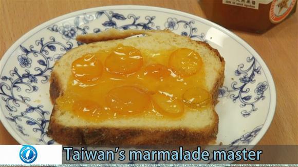 Taiwan's marmalade master