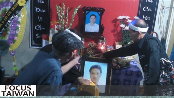 Family of migrant killed in Taiwan grieves loss