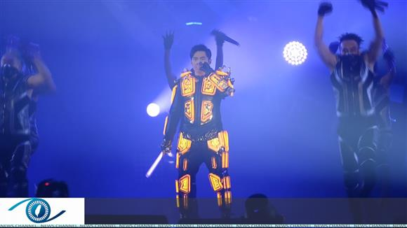 Jay Chou ends world tour with Taipei concerts