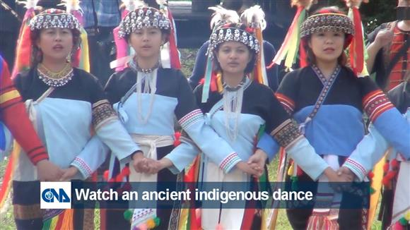 Watch an ancient indigenous dance
