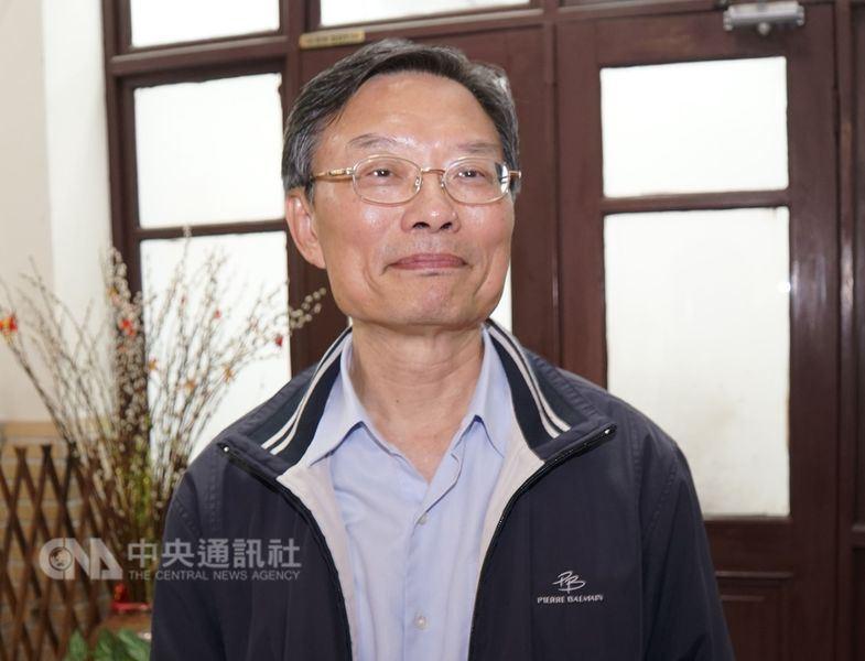 總統蔡英文提名台灣高等法院台中分院檢察署檢察長江惠民(圖)為最高法院檢察署檢察總長。(中央社檔案照片)