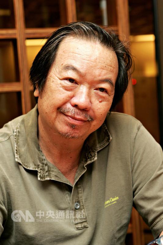 第22屆台北文化獎得主13日出爐,集作家、畫家、紀錄片導演於一身的全方位創作者雷驤獲獎。(文訊雜誌提供)中央社記者陳妍君傳真 107年8月13日