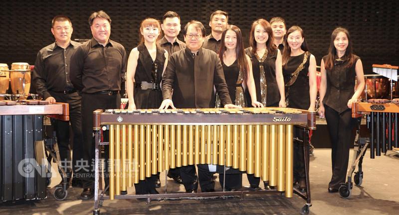 朱宗慶打擊樂團14日在雅加達演出,結合台灣多元文化的表演獲得印尼觀眾滿堂采。中央社實習記者齊若堯雅加達攝  107年8月15日