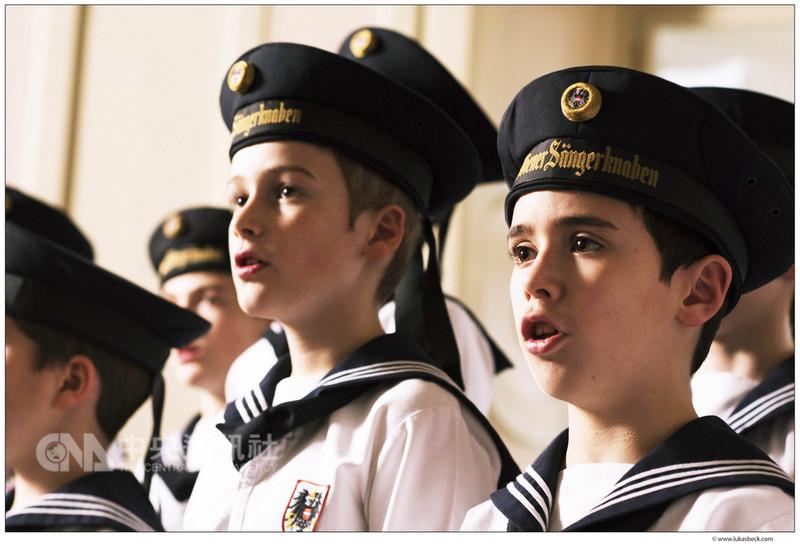 世界知名的維也納少年合唱團在西元1498年創立,至今已有520年歷史,今年10月天籟美聲將再登寶島,展開巡迴演出。(傳大藝術提供)中央社記者汪宜儒傳真 107年8月20日