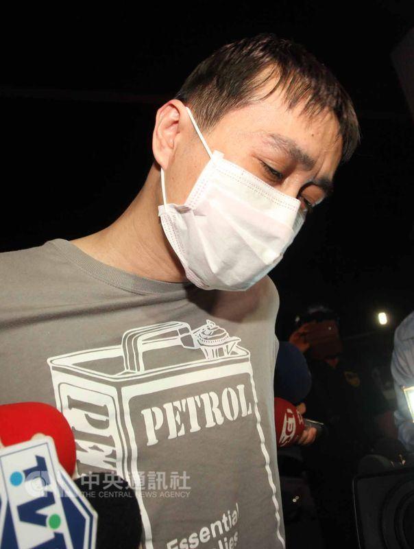 法務部31日執行死刑,殺害妻女的李宏基(圖)伏法。(中央社檔案照片)