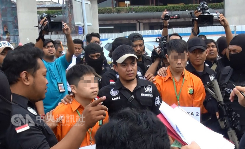 8名台嫌去年走私一公噸毒品至印尼,遭判死刑。中央社記者周永捷雅加達攝 107年9月8日
