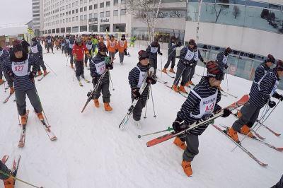 日本滑雪夯 抓住雪季尾巴賞絕美雪景[影]