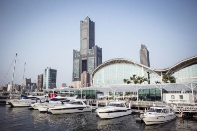 台遊艇讚  國際展售13艘另訂單約3億元