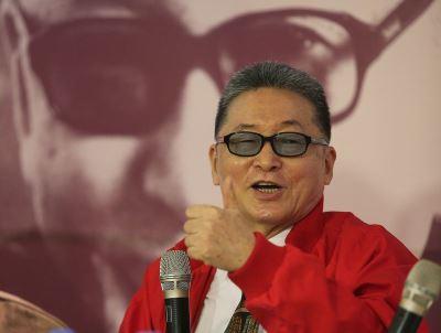 蔡總統:李敖的文字永遠是台灣重要資產