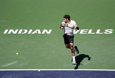印地安泉網賽  費德瑞擊敗柯里奇挺進決賽